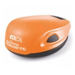 Печать мышка оранжевая